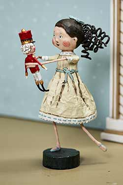 Clara - Nutcracker Suite Figurine