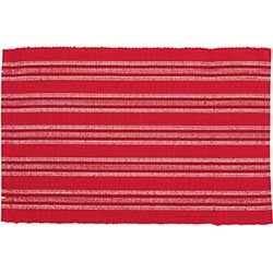 Holly Red Placemats (Set of 6)
