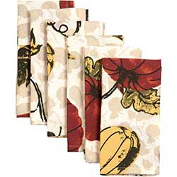 Harvest Garden Napkins (Set of 6)