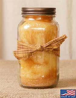 Cinnamon Bun Mason Jar Candle - 25 oz