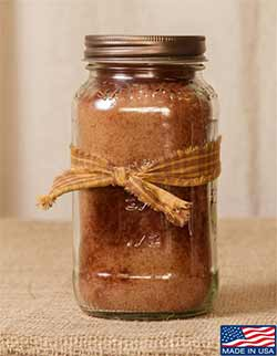 Gingerbread Applesauce Mason Jar Candle - 16 oz