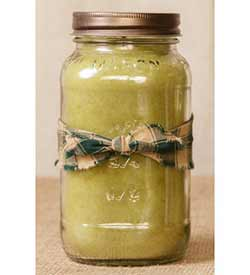 Mountain Sage Mason Jar Candle - 25 oz