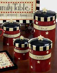 Family Table Dinnerware - Canister