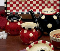 Family Table Dinnerware - Sugar/Creamer Set