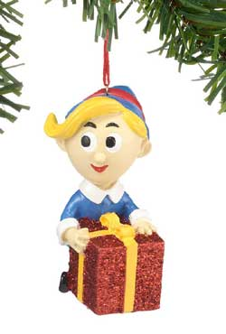 Hermey with Gift Ornament