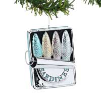 Sardines Can Ornament