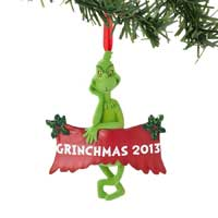 Grinchmas 2013 Ornament