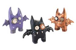 Enesco-Dept 56 Punked Bat