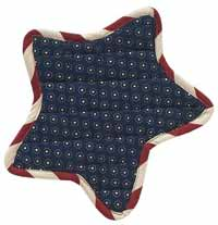 Park Designs Olde Glory Pot Mitt