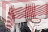 Picnic Plaid Tablecloth
