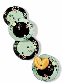 Bistro Appetizer Plates (Set of 4)