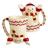 Cartwheels for Cocoa Mug
