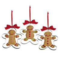 Grasslands Road Gingerbread Cookie Cutter Ornament