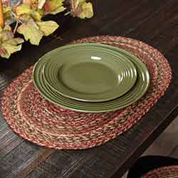 Cider Mill Braided Placemats (Set of 6)