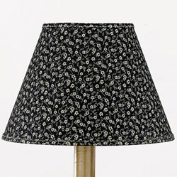 Black Star Lamp Shade (Multiple Size Options)