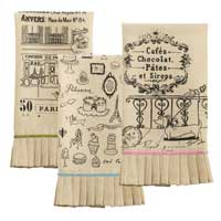 Patisserie Guest Towel