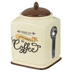 Coffee Break Canister with Scoop