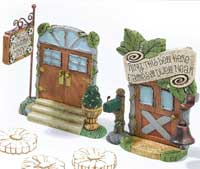 Fairy Door Figure