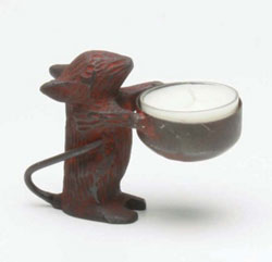 Garden Mouse Tealight