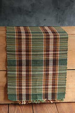 Wood River Table Runner, 36 inch
