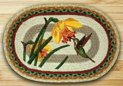 Hummingbird Braided Placemat