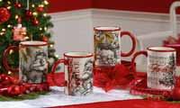 Giftcraft Nostalgic Christmas Mug