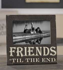 Friends Till the End Frame