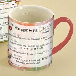 Okay Manifesto Boxed Mug