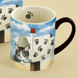 Toulouse Largent Boxed Mug