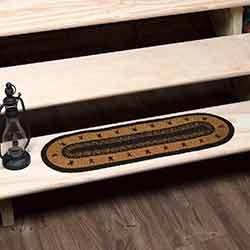 Heritage Farms Star Stair Tread