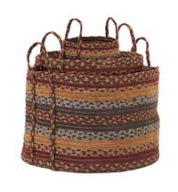 Burlington Jute Baskets (Set of 3)