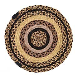Colfax Jute Chair Pad