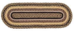 Colfax Jute Tablerunner - 36 inch