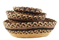 Colfax Jute Bowls (Set of 3)