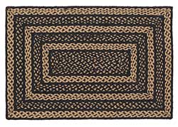 Farmhouse Jute Rug - Rectangle (Multiple Size Options)
