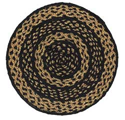 Farmhouse Jute Tablemat - 13 inch