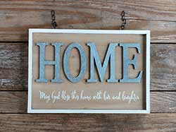 Home Barn Board Sign Arrow Replacement
