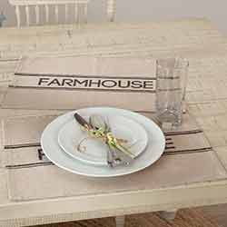 Sawyer Mill Farmhouse Placemats (Set of 6)