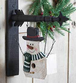 Snowman Birdhouse Arrow Replacement
