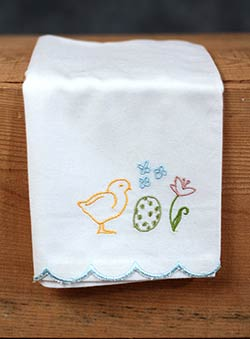 Chick Guest Towel