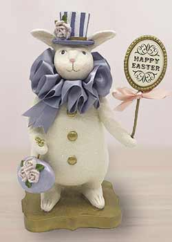 Bacco - Heather Myers Spring Bunny