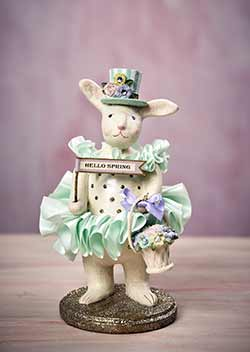 Bettina - Heather Myers Spring Bunny