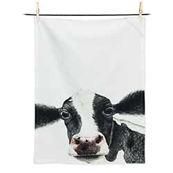 Rosa Cow Tea Towel