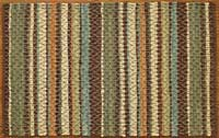 Nature Walk Rag Rug Runner
