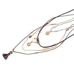 4-Layer Necklace