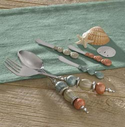 Shore Serving Set