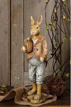 Vintage Papa Rabbit