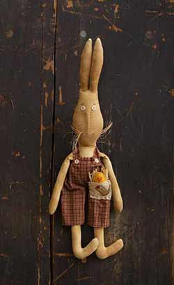Prim Spring Bunny Boy