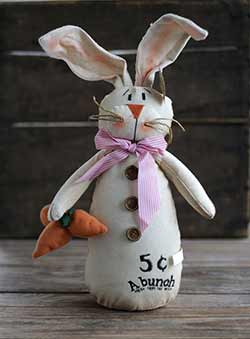 5 Cents a Bunch Bunny Doll