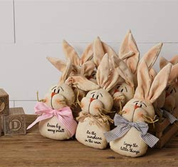 Mini Cheeky Bunny Doll